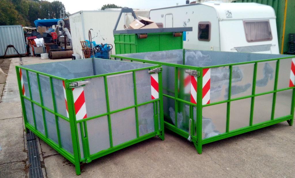 Mini Container für Haushaltsauflösung